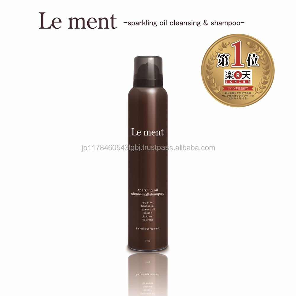 Popular pore cleaning Le ment shampo , suitable for salon use
