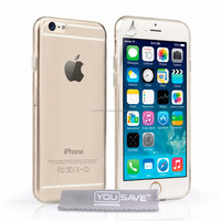 Clear Ultra Thin Gel Transparent Case for iPhone 6
