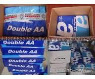 Double A A4 size copy copier paper 80 gsm from Philippines