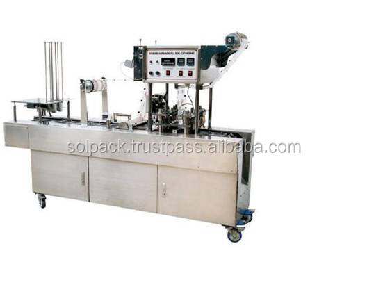 Best Automatic Water Cup Filling Sealing Machine