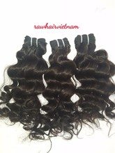 Wholesale Straight Wave human hair in delhi, Pure Indian Remy protein hair, Virgin Weft south east asian