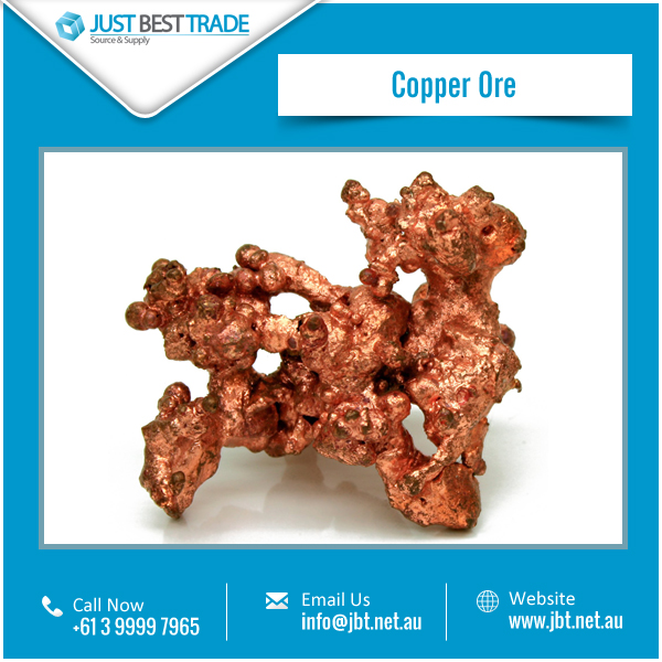 Most Market Demanded Grade Copper Ore Price
