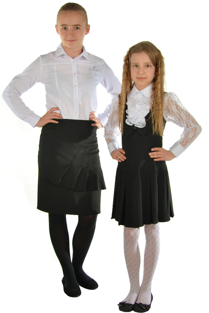 Children shirt school uniform
