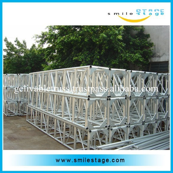 shenzhen new design metals steel truss roof from RACK factory
