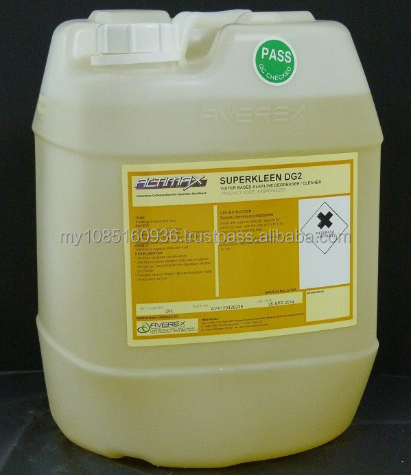 Water Based Alkaline Degreaser / Cleaner