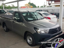2016 TOYOTA HILUX REVO SINGLE CAB 2.4J 2WD 5 SPEED MANUAL LWB