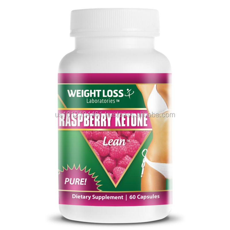 Made in USA Slimming Pills - RASPBERRY KETONE CAPSULES