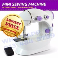 Mini Portable Clothes Sewing Machine