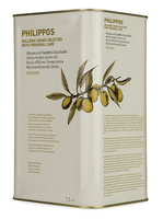PHILIPPOS DELICATE Extra Virgin Olive Oil 3L