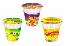 Chicken flavor Cup instant noodles 65 gr NW