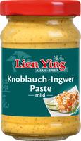 Knoblauch-Ingwer Paste (Garlic-Ginger Paste)