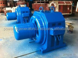 Low RPM Three Phase 5kw Permanent Magnet Generator for Hydro Turbine using