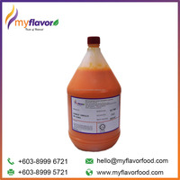Concentrated Liquid Food Flavoring and Emulco