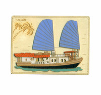 Souvenirs, gifts fridge magnet, designed according to customer requirements VN, many sample Ha Long Bay
