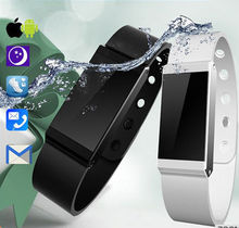 New wireless charge Bluetooth smart bracelet 2015 for iphone 6 for samsung galaxy