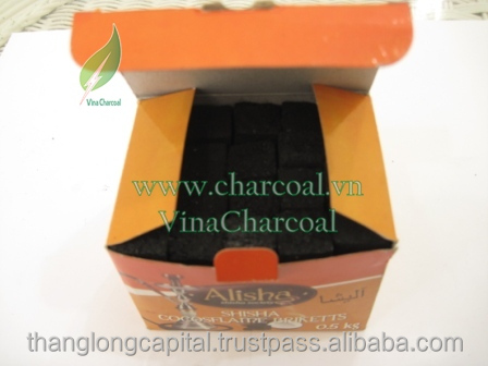 Made 100% From natural Unbelivable Quality Coconut shell Hookah Charcoal
