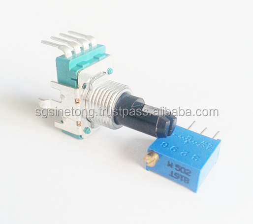 vertical adjustable potentiometer wiring/variable resistor 1K 2K 5k 10K 20K 50K 100K 200k