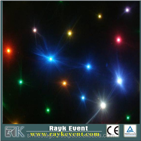 Wholesale rgb led curtain lights china led curtain display