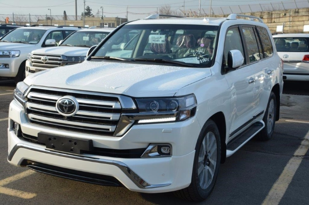 2017YM Toyota Land Cruiser 4.5 TDSL A/T - Special Edition