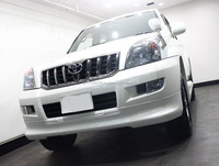USED CARS - TOYOTA LAND CRUISER PRADO (RHD 820652 GASOLINE)
