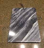 Kitchenware Natural Grey Marble Cutting Board
