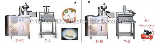Automatic Soya Bean Milk Machine / TOFU MAKING MACHINE(SPS-60)