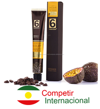 Chocolate in Tube - 'SAO TOME' DARK CHOCOLATE WITH PASSION FRUIT - Portugal
