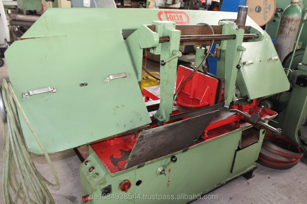 FORTE F400 band saw machine
