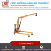 New Arrival Most Reliable Floor Cranes Best For Industrial Application