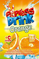 ORANGE INSTANT POWDER DRINK TURKEY