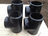 Carbon steel / Mild steel SEAMLESS TEE / ELBOW / REDUCER PIPE FITTING
