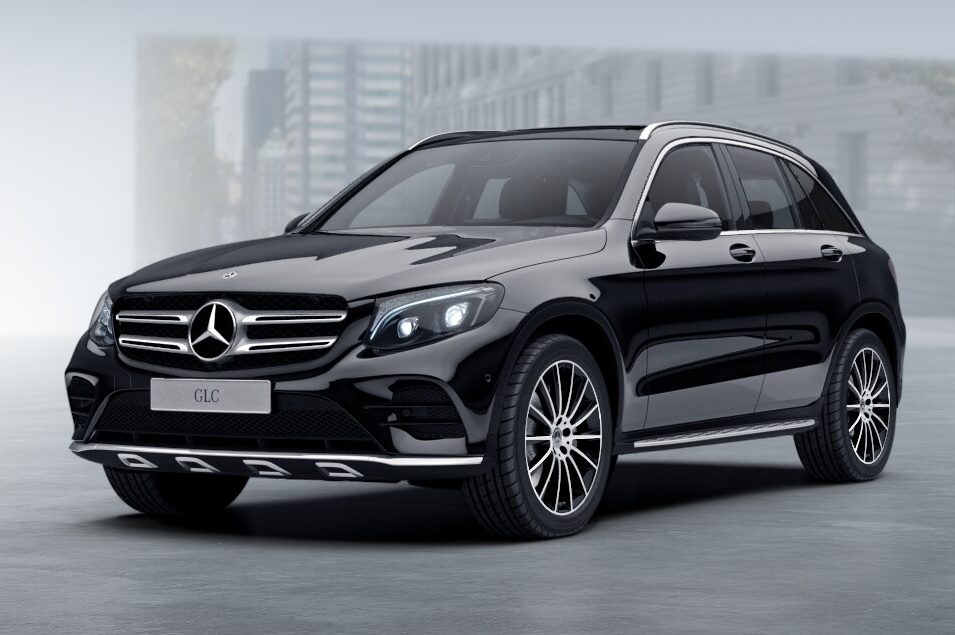 Mercedes-Benz GLC 250d 4MATIC 9G-Tronic AMG Line Panorama, 360 Camera, Head-Up