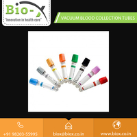 Medical Disposable Vacuum Blood Collection Tube for Test Available for Bulk Purchase