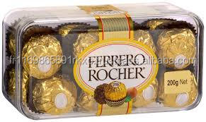Hot Yearly Sales Ferrero Rocher At Affordable prices