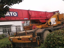 used kato 45ton truck crane NK-450E, lifting machine 45ton, used kato lifting crane 45 ton