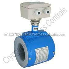 Waste water rubber liner electromagnetic flow meter