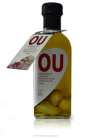EXTRA VIRGIN OLIVE OIL WITH GARLIC 500ML