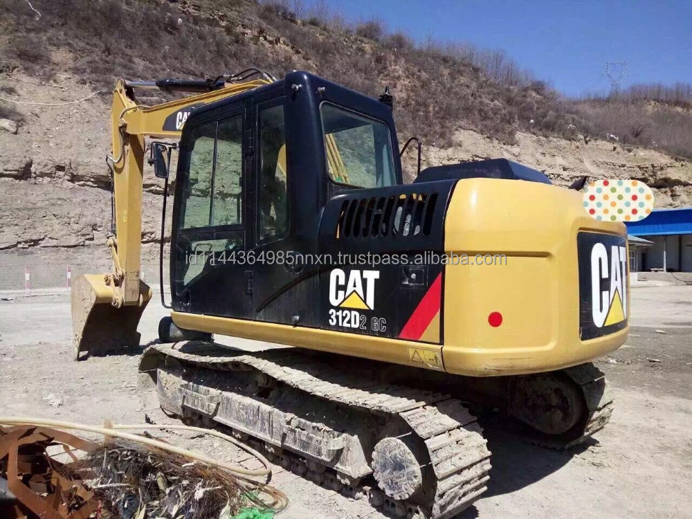 JAPAN caterpillar 312 D USED 312 D LOW PRICE