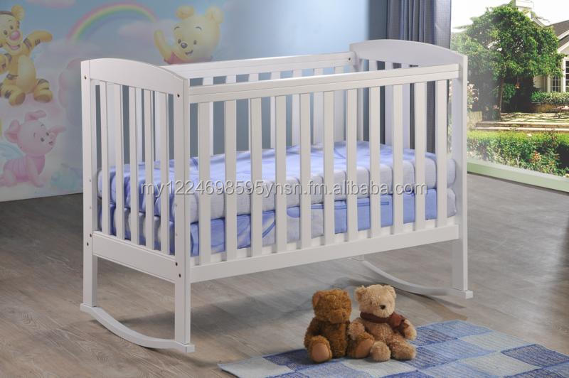 Wooden baby bed baby cot malaysia