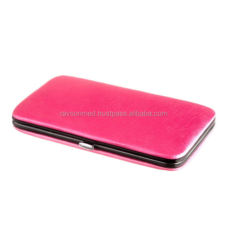 Magnetic case for tweezers pink/ Eyelash Extension Tweezers