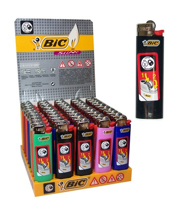 Top quality Disposable/ refillable gas lighter -big BIC lighter