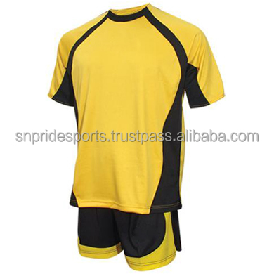 Full over sublimation printing soccer apparel soccer jersey custom international team name