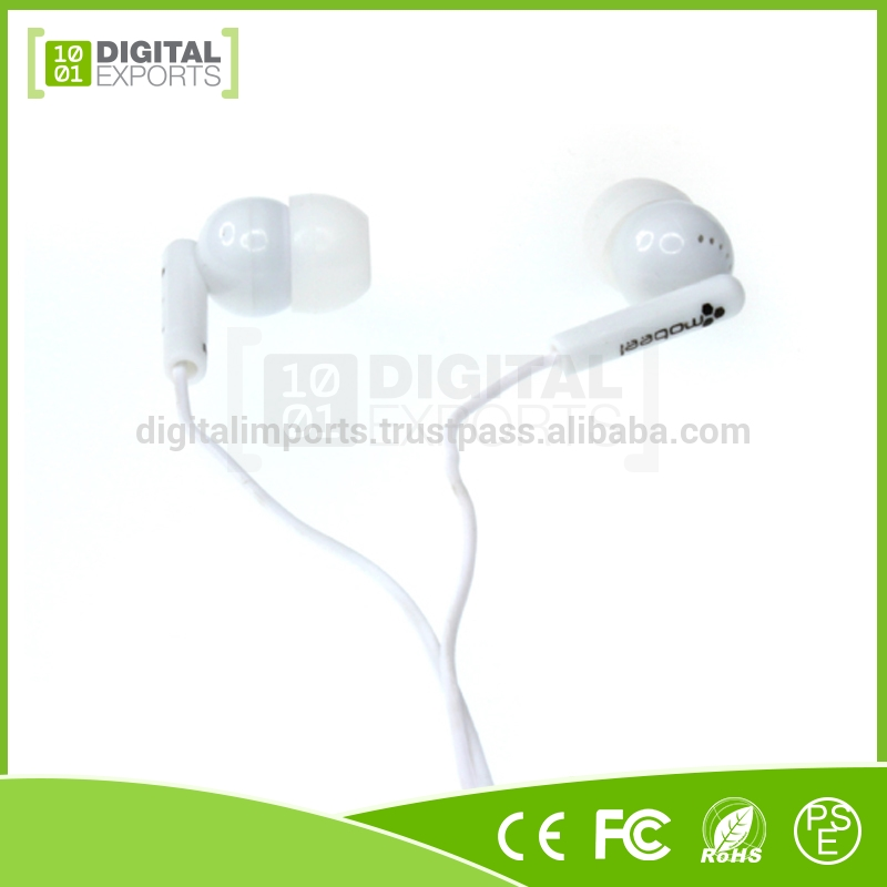 Customized stereo computer headset, wholesale in ear earphones, sleeping headphone