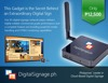 HD Digital Signage Player with Remote Management