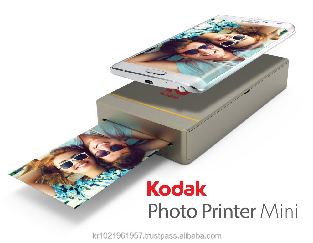 [Kodak Photo Printer mini] PM210 - Wireless, Portable, Mini size