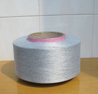 conductive fiber,Conductive yarn for anti static camouflage cloth,ESD