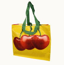 VietNam manufacturers professional customized product recyclable laminated pp woven shopping bag,pp woven bag US $01-$04