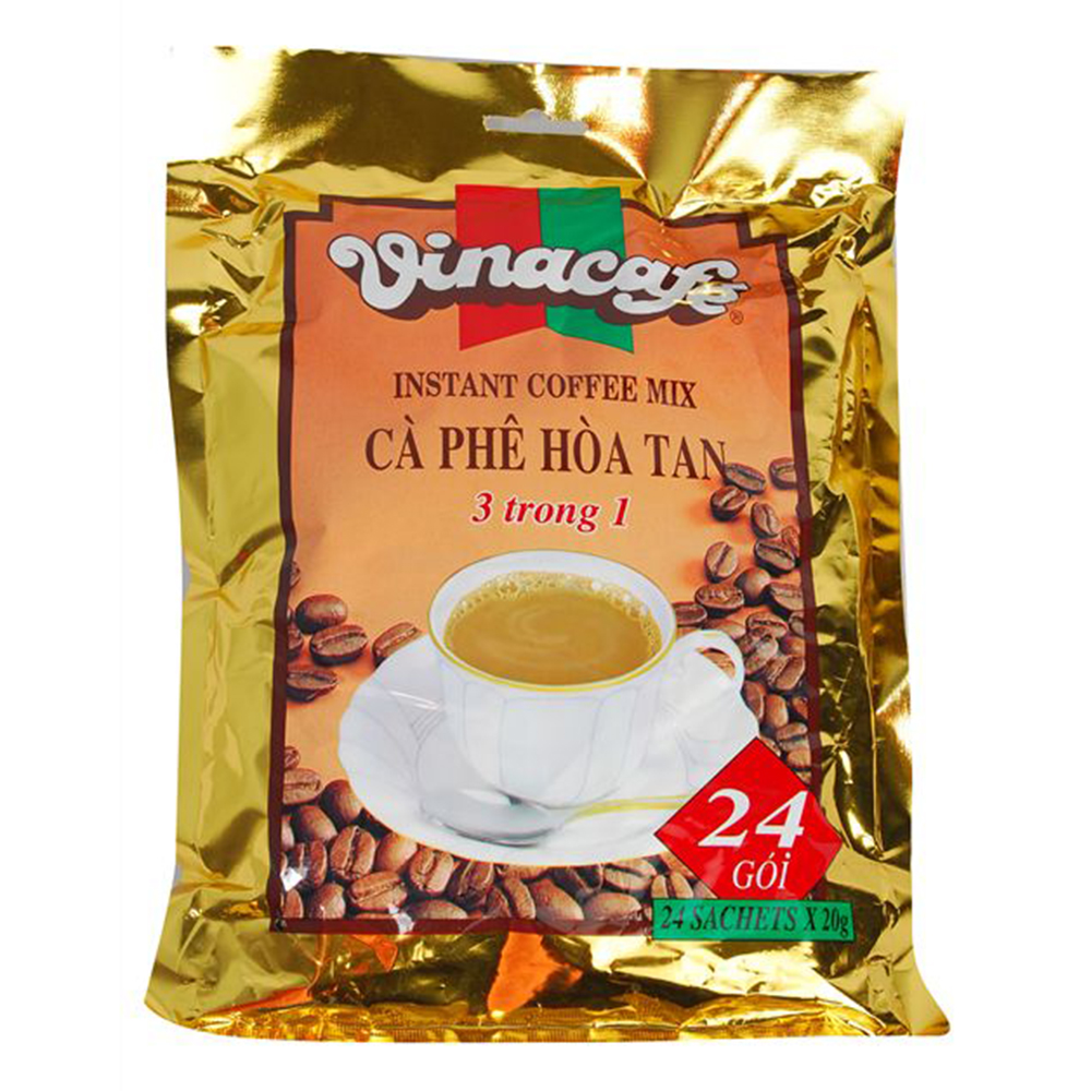 instant coffee 3in1 bag