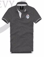 220 GSM, Bio Washed, Pique 100% Cotton Polo T-Shirt