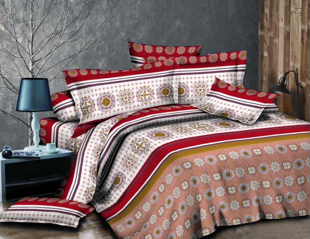 160*200 Polyester Bedding Set